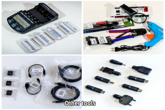 Other tools